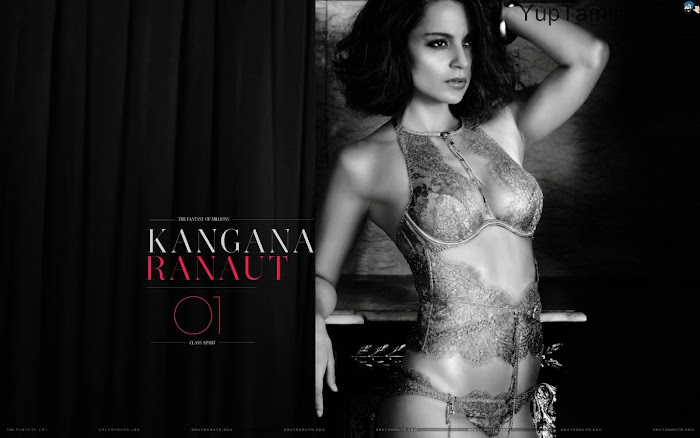 Kangana Ranaut Hot Sexy Photo Gallery-Navel,Cleavage Show