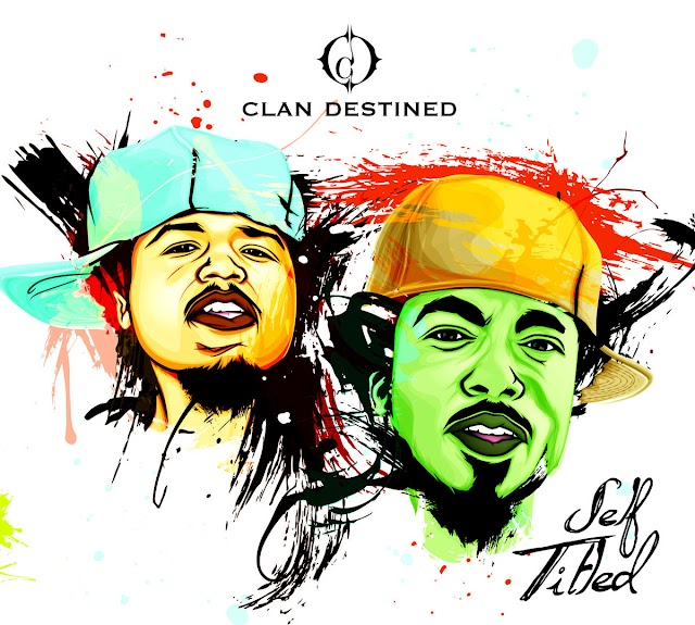 """Listen to """"Self Titled"""" album by Clan Destined on Bandcamp"""