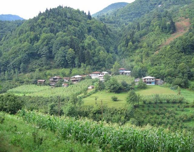 Macahel köy