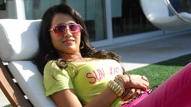 Trisha Krishnan Full HD Photos