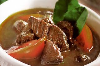 Semur Daging Khas Kalimantan Barat