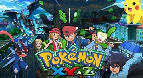Pokemon Pelicula XYZ Temporada 19 Subtitulado