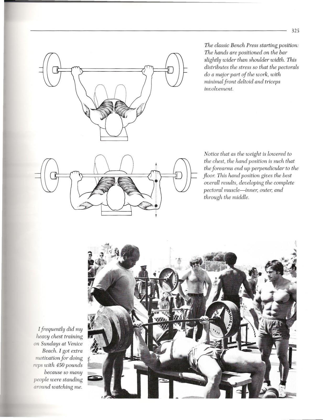 Arnold Schwarzenegger Encyclopedia Of Modern Bodybuilding ...
