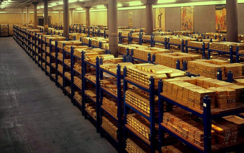 Image result for libya gold reserve