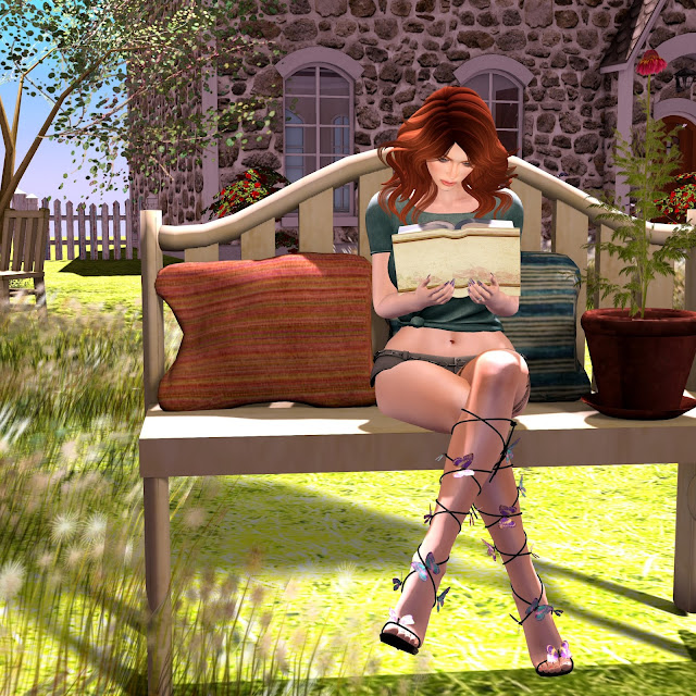 Perv My Style Second Life Fashion Blog Happy