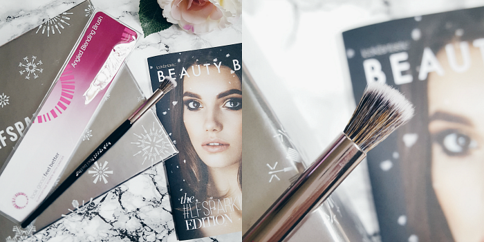 Look Good Feel Better - Angled Blending Brush - 8.45 Euro - lookfantastic beauty box sparkle
