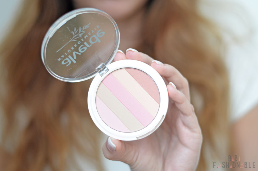 Alverde Natural Brightness All about nude Blush