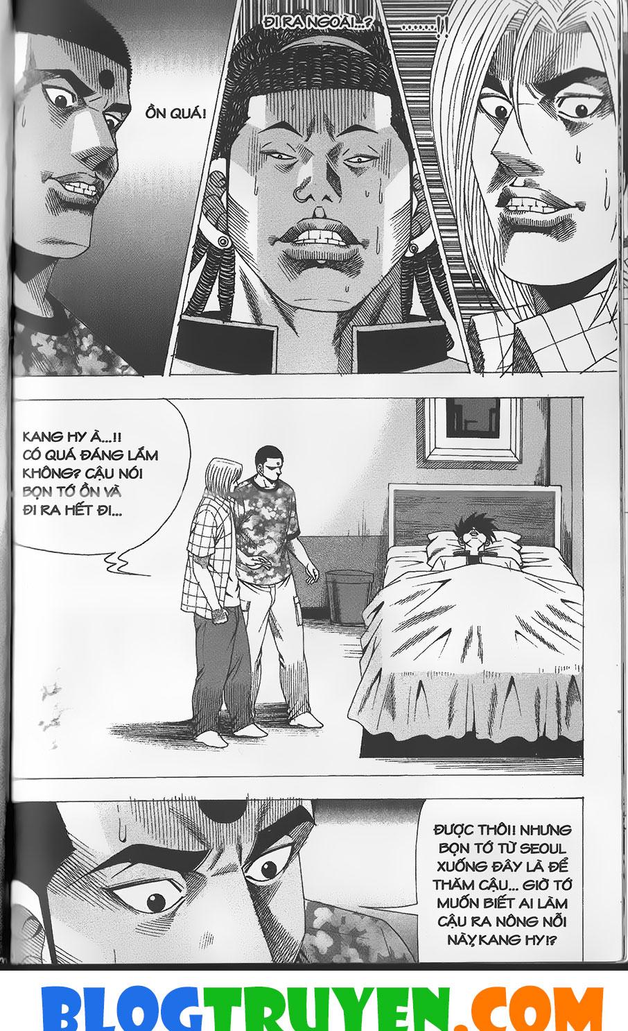 Bitagi - Anh chàng ngổ ngáo chap 283 trang 20