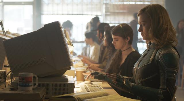 Brie Larson Anna Boden Ryan Fleck | Captain Marvel