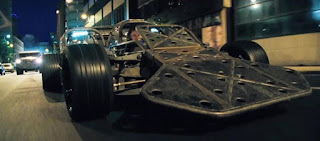 Flip Car and Owen Shaw At Furious 6