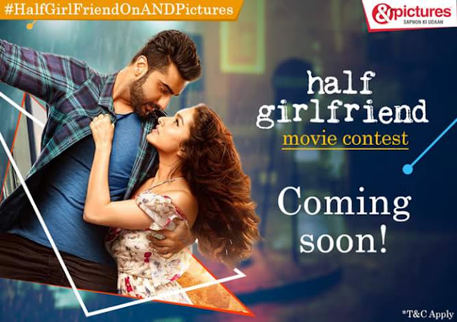 'Half Girlfriend' Tv Premier on &Pictures Wiki ,Timing,Song,Cast