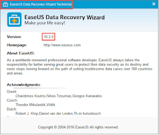 activation key for easeus data recovery wizard 12.9.0