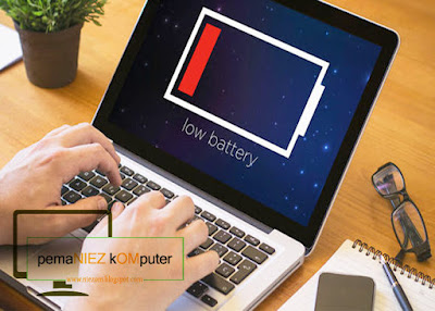cara mengatasi baterai laptop cepat habis padahal baru