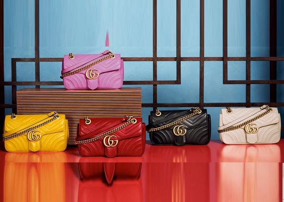 Bolsas Femininas Gucci que serão tendência para a temporada de 2017