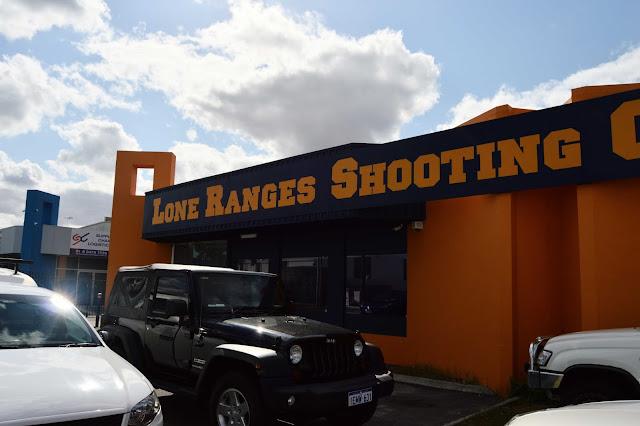 shooting complext belmont western australia