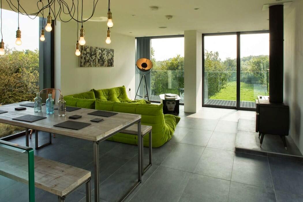 Casa rural de dise o patrick bradley architects - Casa rural diseno ...