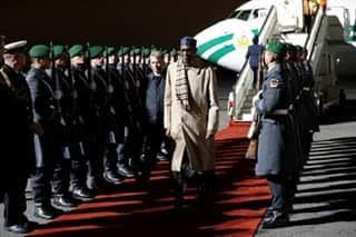 Nigeria and Buhari in Germany