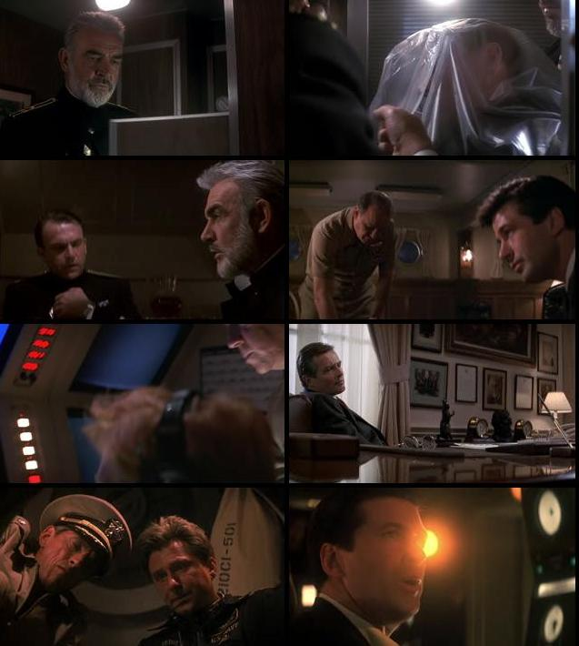 The Hunt For Red October 1990 Dual Audio Hindi 720p BluRay