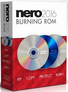 Nero Burning Rom 2016 Full Crack