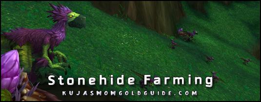 stonehide farming