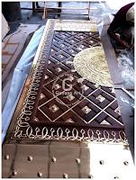 pusat kerajinan pintu replika masjid nabawi