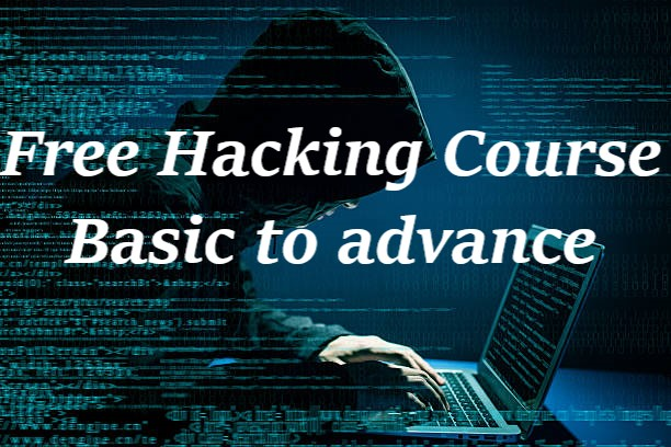 free hacking course for download