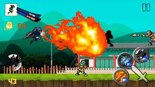 Ninja Ultimate Revenge Mod Apk v1.0.2 Hack and Cheats Terbaru 2016 Gratis