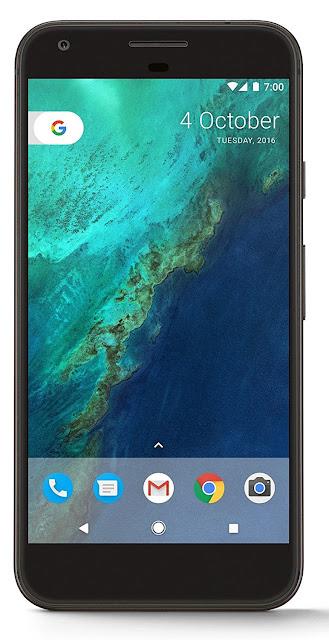 google pixel xl smart phone