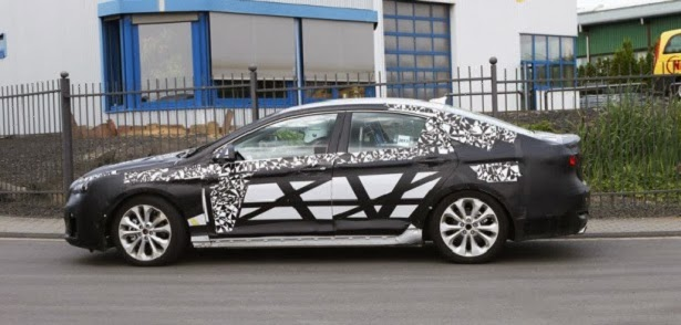 2015 Hyundai Sonata Release Date and Spy Photos
