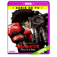 Megalo Box (2018) Temporada 1 Completa WEB-DL 1080p Audio Dual Latino-Japones