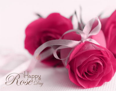 Happy Rose Day Whatsapp DP for Girls