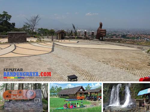 Tempat wisata favorit di Bandung Timur