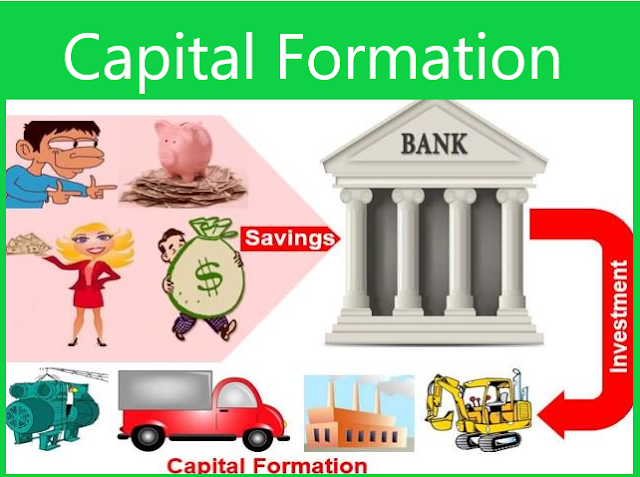 Capital formation Process