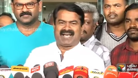 Rajinikanth political entry | Seeman Slams Rajinikanth