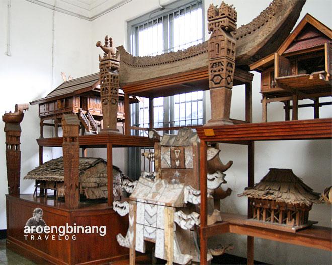 museum nasional indonesia rumah panggung