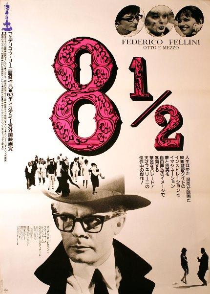 Cinemascope: 8 1/2 (Otto e Mezzo) [1963]
