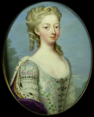 Anne, Princess Royal and Princess of Orange, 1736