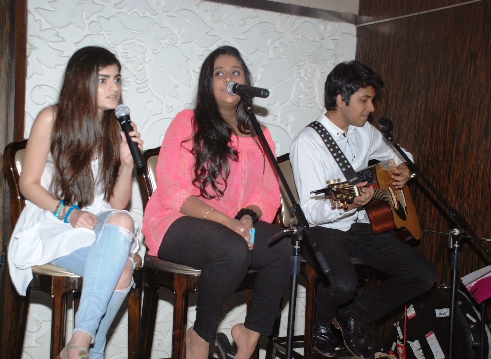 Live Band at Couture & Canvas Brunch at Sofitel,BKC