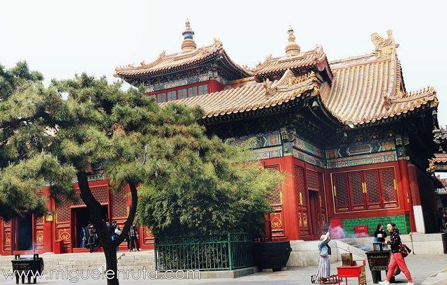 Lama-Temple-Pekín