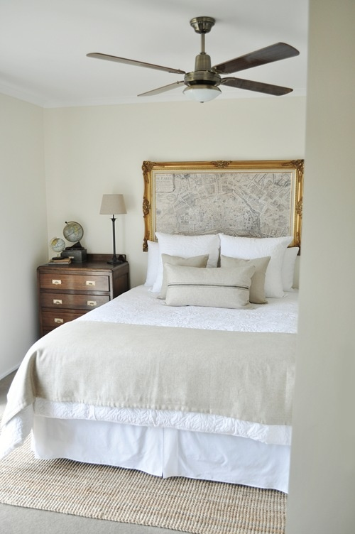 design dump: ceiling fans in pretty bedrooms