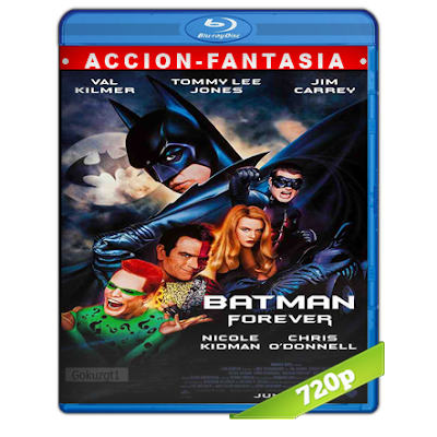 Batman 3 Eternamente (1995) BRRip 720p Audio Trial Latino-Castellano-Ingles 5.1