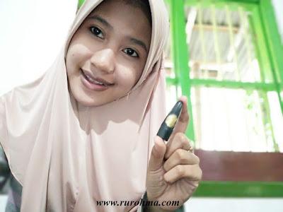 Tutorial Make Up Natural Hijab