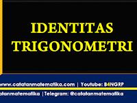 Bank Soal: Identitas Trigonometri dan Pembahasan