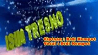 Lirik Lagu Isih Tresno - Didi Kempot