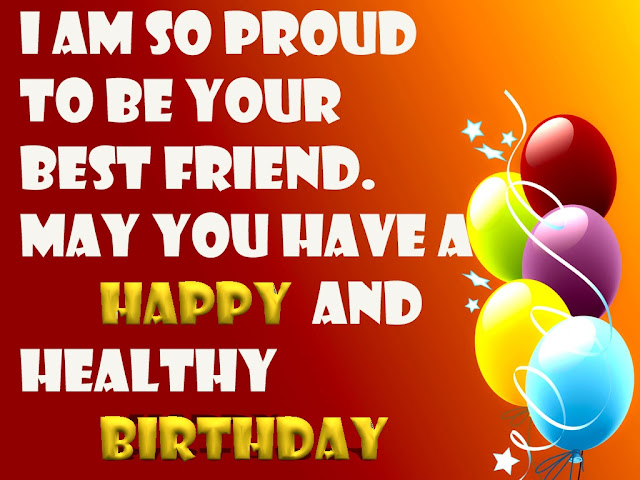 Happy Birthday Wishes For Friends Facebook