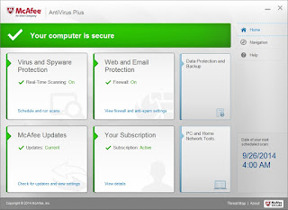 descarca gratis mcafee antivirus plus 2015