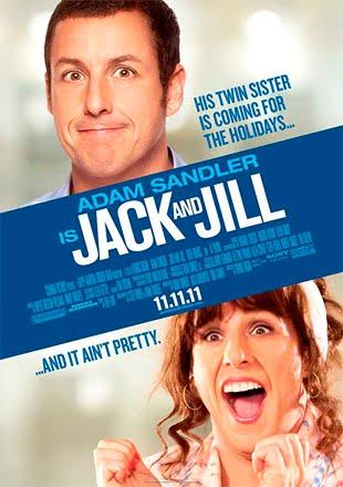 Jack and Jill 2011 BRRip 720p Dual Audio In Hindi English ESub
