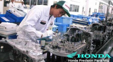 Lowongan Kerja Jobs : Operator Produksi Lulusan Min SMA SMK  PT Honda Precision Part Manufacturing