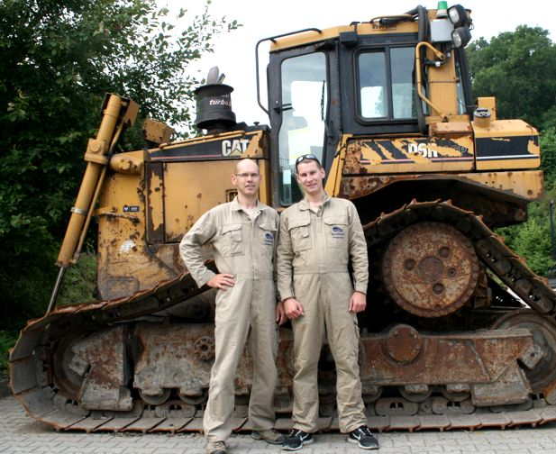 Why we don't offer TA-2 inspections for Caterpillar machines | MEVAS