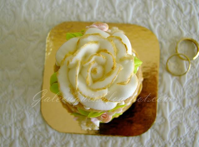 Rosa de Glasa